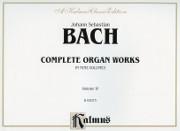 Bach Complete Organ, Volume 4