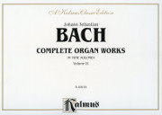 Bach Complete Organ, Volume 9