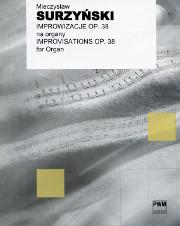Surzynski, Mieczyslaw: Improvisations, op. 38
