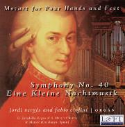 Mozart Transcribed: Organ Duet