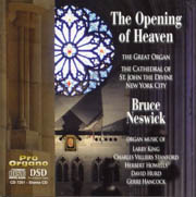The Opening of Heaven