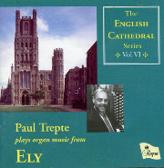 Paul Trepte Plays at Ely Cathedral