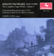 Payne Plays Pachelbel, Vol. 9