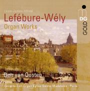 Ben Van Oosten Plays Lefébure-Wély at The Madeleine