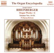Rheinberger Organ Works Vol. 6