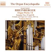 Rheinberger Organ Works, Vol. 8