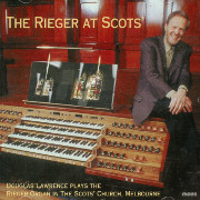 The Rieger at Scots': Douglas Lawrence Plays