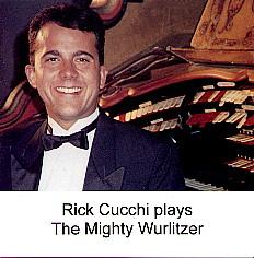 Rick Cucchi at the Senate