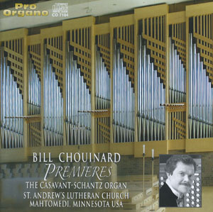 Bill Chouinard Premieres