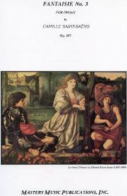 Saint-Saëns: Fantaisie No. 3, Op.157