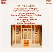 """Saint-Saëns: Symphony No. 3 """"Organ"""""""