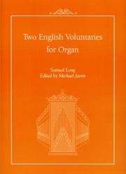 Long, Samuel: Two English Voluntaries for Organ