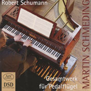 Schumann for Pedal Piano Played on a Pedal Piano!