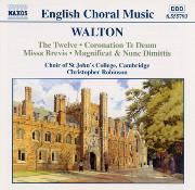 Sir William Walton: Choral Music
