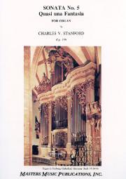 Stanford: Sonata No. 5 Quasi una Fantasia