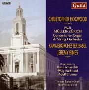 Swiss Organ Music