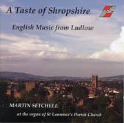 A Taste of Shropshire
