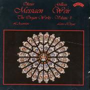 Vol. 4 Weir Plays Messiaen