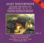Volume 8 Rheinberger Organ Works