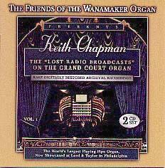 The Wanamaker Organ on the Radio