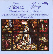 Weir Plays Messiaen Vol. 1: La Nativité, Apparition de l'Elgise, Le Banquet Celeste