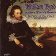 William Byrd: Anthems, Motets, and Services