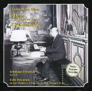 Widor Organ & Piano