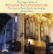 The Organ Music of William Wolstenholme