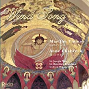 Wind Song: Music for Flute & Organ