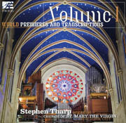 World Premieres and Transcriptions, Volume 1