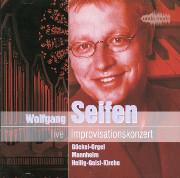 Wolfgang Seifen Improvises, Live Concert