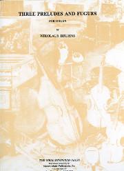 Bruhns: Three Preludes & Fugues