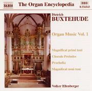 Buxtehude Organ Music, Vol. 1