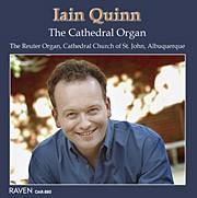 The Cathedral Organ: Iain Quinn, Organist
