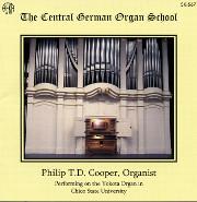 The Central German School: Philip T. D. Cooper plays the Yokota Organ
