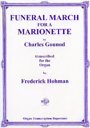 Gounod, Charles: Funeral March for a Marionette