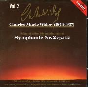 Charles-Marie Widor Vol. 2: Symphonie Nr. 2 op. 13/2