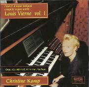 Christine Kamp Plays Vierne Complete Organ Works, Vol. 1