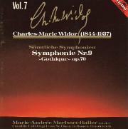 Charles-Marie Widor Vol. 7: Symphonie Nr. 9