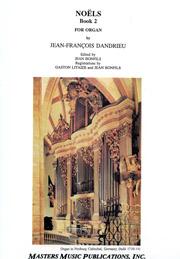 Dandrieu: Noëls Book 2