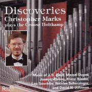 Discoveries: Christopher Marks Plays the Holtkamp at Syracuse