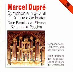Dupré for Organ & Orchestra
