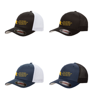 Flexfit Trucker Cap, one size fits most