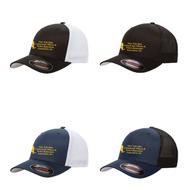 Flexfit Trucker Cap, one size fits most