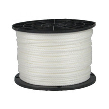 "1/8"" Solid Braid KnotRite Nylon Rope"