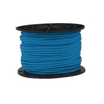 "3/16"" Polyester Bungee Blue"