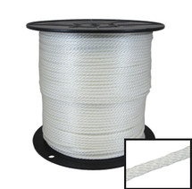 "1/4"" Solid Braid Nylon Rope"