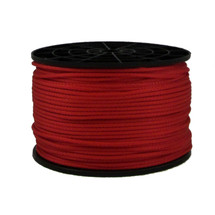 "1/8"" Polyester Rope Red"