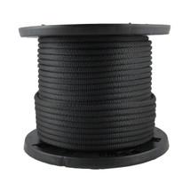 "3/8"" Neobraid Polyester Rope Black"