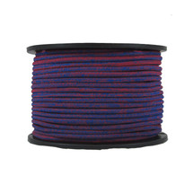 "3/16"" SpeckJack Bungee Red/Blue"